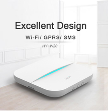 Top Quality GSM WIFI GPRS Smart Home Security Alarm System Support English/Russian/Spanish/German/French