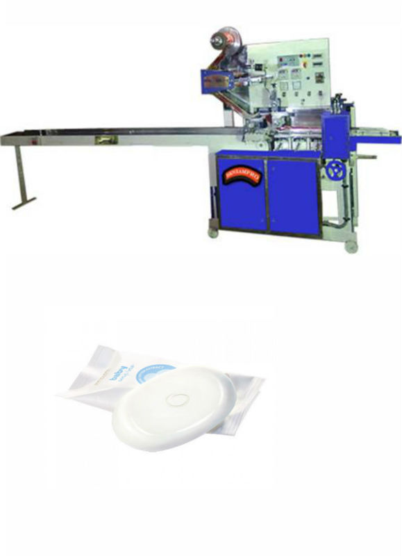 Single Soap Packing Machine