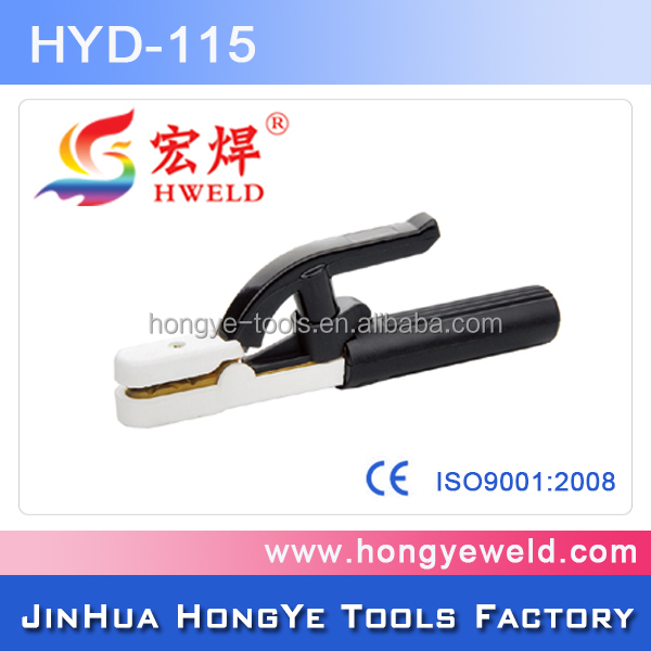 High quality and brass korea type welding electrode holder 300a