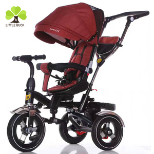 2018 Europe standard popular tricycle baby / ride on cars tricycle for children / wholesale kids tricycle parts