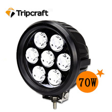 Newest! 70w Led Work Light truck, Fork lift, Bus 70W LED WORK LIGHT auto part led light