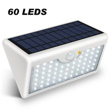 42/50/60LED 50 Lumens out door high bright solar wall light w