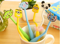TF-G03150803004 2015 hot sell cute cartoon animals ballpoint pen