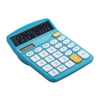 Standard Function 12 Digits Citizen Office Desktop Solar Power Calculator