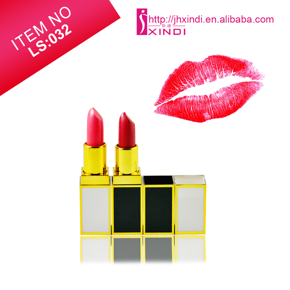 Factory Outlets Private Brand High End Water Proof Matte Lipstick