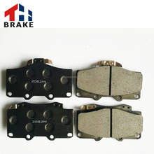 brake disc machine D862 chinese manufacturer brake pad with clip