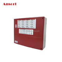 Conventional Fire Alarm System Control Panel