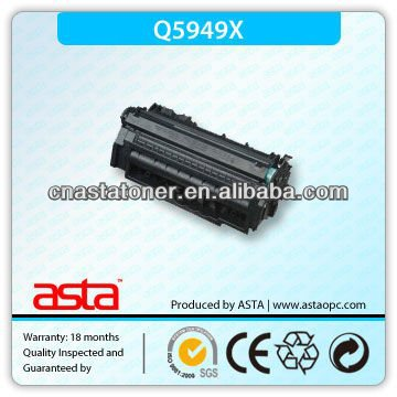 Compatible toner Ink cartridge 5949X for hp printer 1320