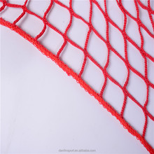 Cheap 5mm Plastic Field Net Fence for Volleyball Basketball Soccer Indoor Stadium/ Playground Fence Netting
