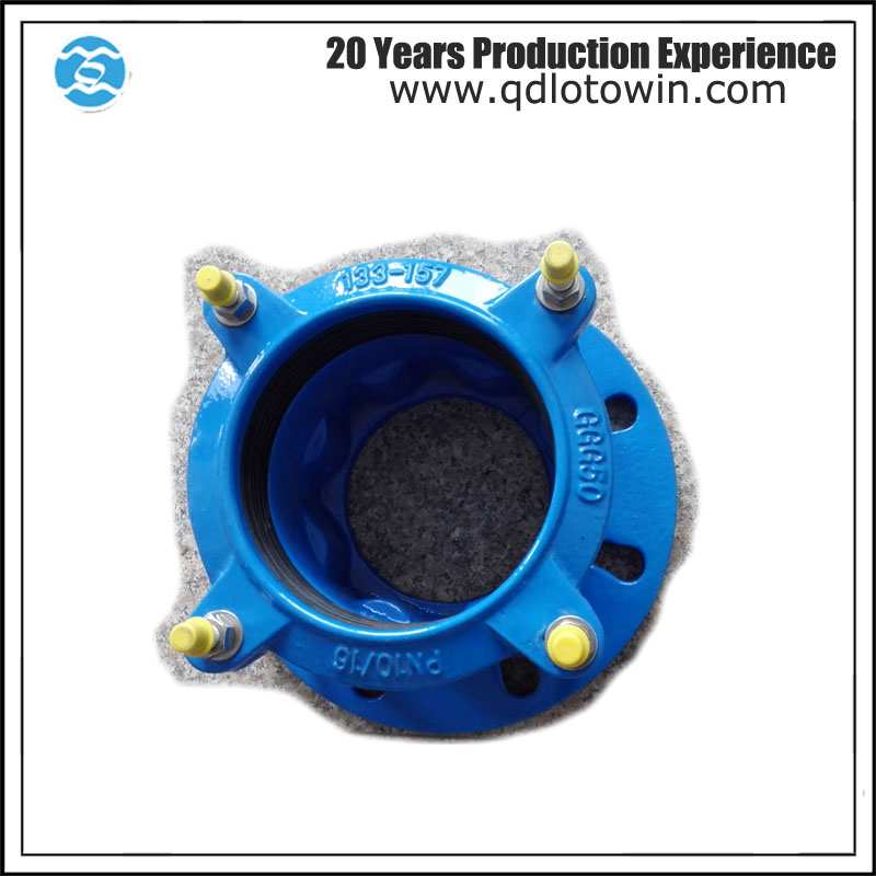 Ductile Iron Pipe Fittings Universal Joint with Good Quality
