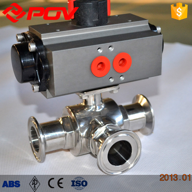 drink industry food degree Liquid transport sanitary ball valve