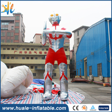 New Style superman inflatable cartoon , customized inflatable model for advertising