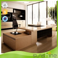 Sunshine Furniture High End Office Table Executive Ceo Desk Office Desk With Chair