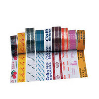 Acrylic Adhesive and BOPP Material custom printed duct tape