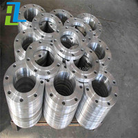 BS4504 forged pn 10 CS / SS plate flange