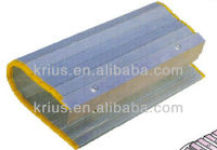 Aluminium angle steel shield protective curtain