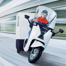 Wholesales the cargo electric tricycle for adult with the cheap price