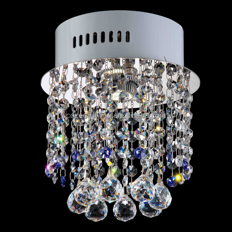 Lustre Moderne Hanging Crystal Lights Decoration CZ8176