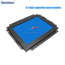 Open frame capacitive touch screen hdmi 10 inch lcd monitor 4:3