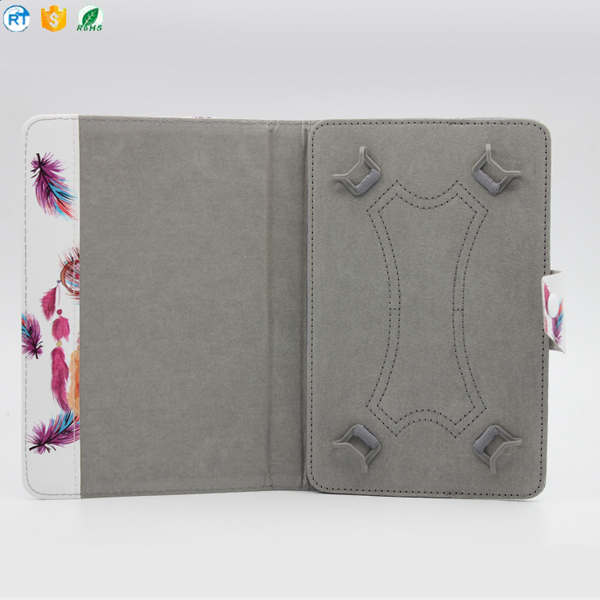 Luxury Flip Shockproof Smart Leather Rotatable Case For Ipad 2 ,For Ipad Air Case Leather Cover