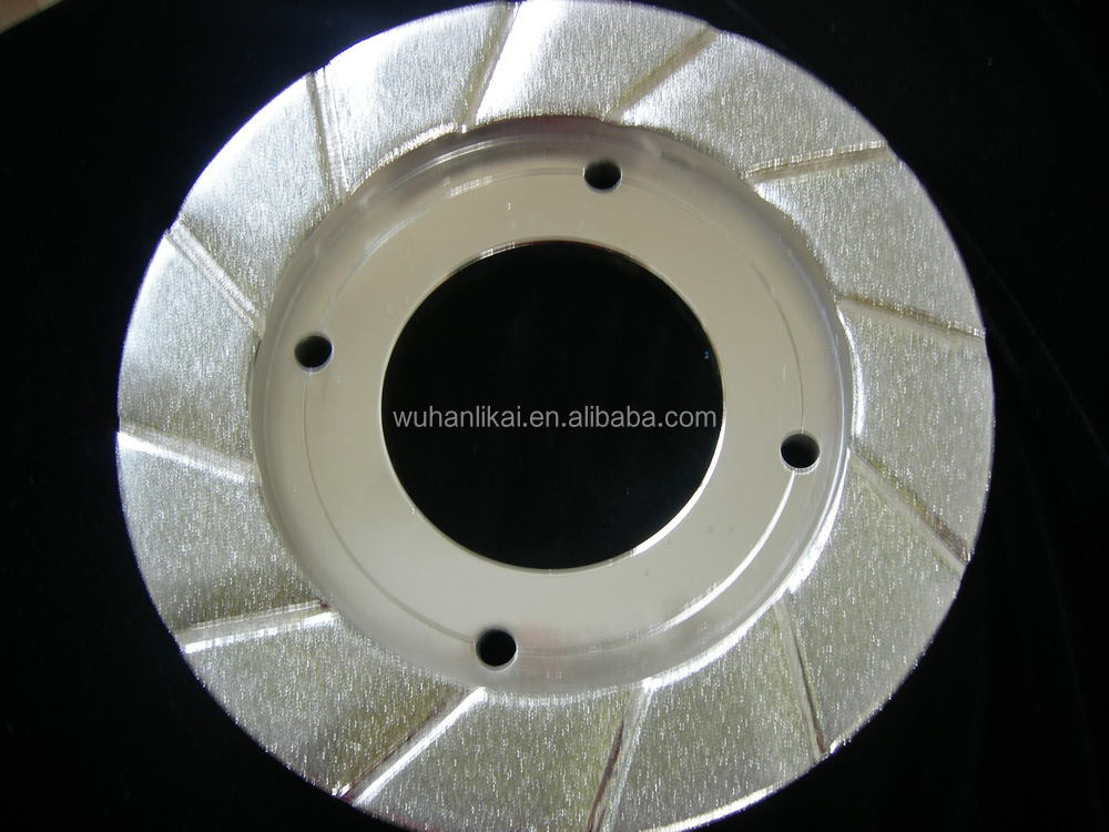 long life high quality id diamond drum wheel for brake linning