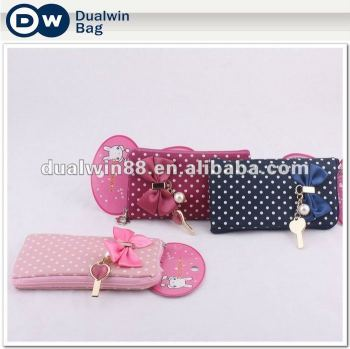 Different designs PU mobile bag case