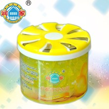 OEM/ODM Lemon scent EVA fragrance beads/aroma crystal beads/home air fresheners