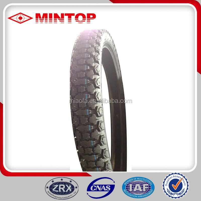 Motorcycle Tire 2.50-17 Off The Road Made In China
