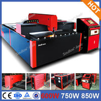 High power yag metal lazer cutting tools metal crafts use