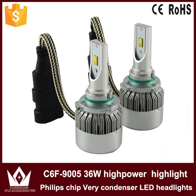 Lightpoint LED 12V 20W 2000lm 6000k 6500k Head Lamp H4 Motorcycle LED Headlight Bulbs