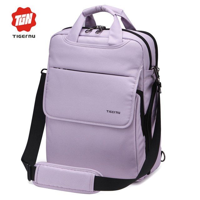 Multifunction women backpack tigernu shoulder laptop backpack bag fashion youth korean style schoolbags for teenager girls boys