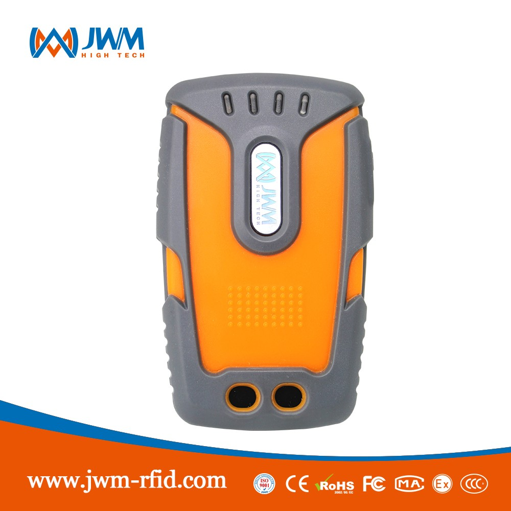 Rechargable GPS RFID Armed Guard Patrol