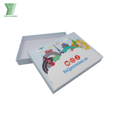 personalised baby clothing gift boxes blanket paper packaging for towel