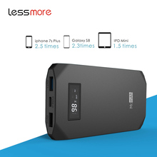 2018 new products Qualcomm Quick Charge 3.0 + USB-C Port RAVPower 20100mAh Portable Charger External Battery Pack Power Bank