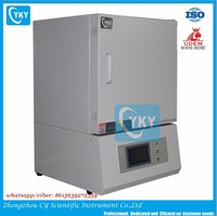 LCD touch controller High temperature muffle furnace/Laboratory 1500 muffle furnace