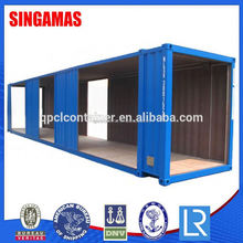 Good Supplier Well Decorated Removable Container House