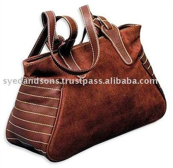 Ladies Leather Handbag 1399