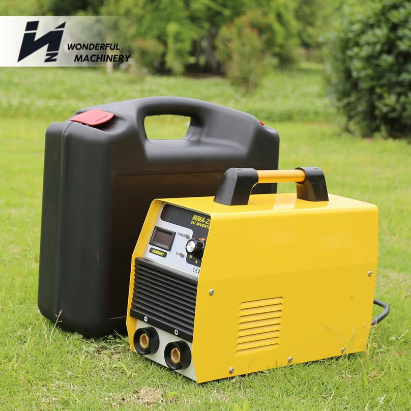 Factory popular competitive price zx7 200 mma dc inverter welder
