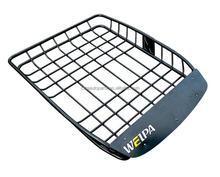 Weipa all aluminum rack 4x4 cross bars car roof luggage rack basket