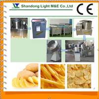 Industrial Automatic Potato Chips Making Machines