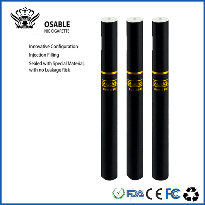 Alibaba express Refillable disposable e-cigarette cbd oil empty Wholesale China supplier buddy ecig