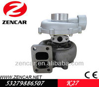 K27 turbo charger for Mercedes-LKW OM 442 LA 53279886507