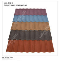 china stone tiles/roof tile coating/stonecoated metal roof tiles