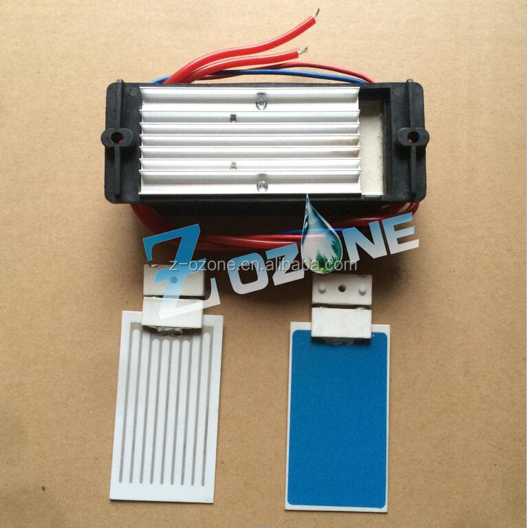 220v 7g ozone generator parts used in air purifier