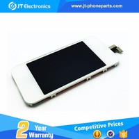 Wholesale lcd bulk for iphone 5,for iphone 4s front display lcd touch screen assem
