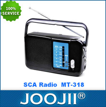 Factory Price SCA Radio Receiver 67KHZ or 92KHZ