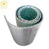 Double bubble foil insulation/thermal insulation container liner
