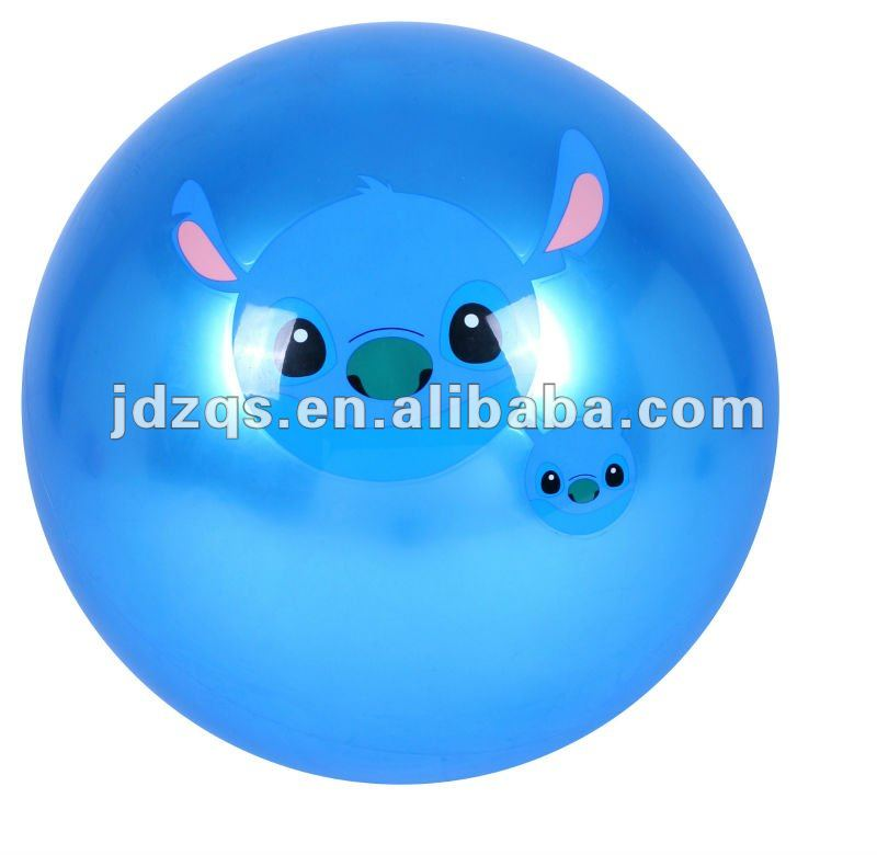 inflatable balls ride