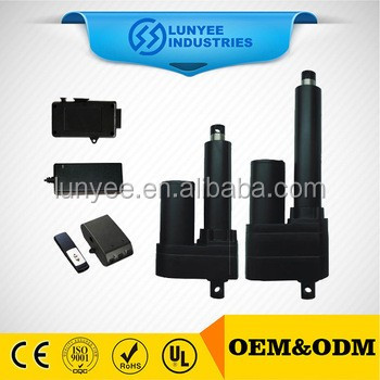Heavy Duty Linear Actuator with Brackets Max Lift 7000N 12 Volt DC