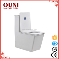ON-2025 Best quality economical washdown one piece toilet bidet toilet commode